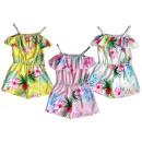 Kinder Mädchen Trend Jumpsuit Sommer Overall 4-14