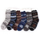 Herren Winter Stoppersocken Kuschelsocken XXL