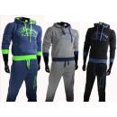Jogging suit sports suit leisure tracksuit