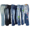 Women's Jeans  Trousers Jeans Trousers Regular