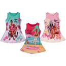 Kids Girls Dress Longshirt 2-12 anni l'estate