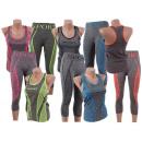 groothandel Sportkleding: sport van de vrouw en Freizeitset bovenkledijboven