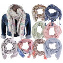 Mix Items Ladies Trend Scarves Scarves Stole