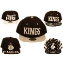 Basecap Cap Caps Kings Fuck Fresh Hat