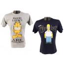 wholesale Fashion & Mode: Men Men Short  Sleeve T-Shirts round neck printed m