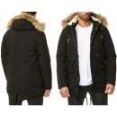 Herren Men Trend Jacke Mantel Winterjacke Outdoor