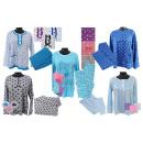 wholesale Nightwear: Mix Post Ladies pyjamas 2-piece set