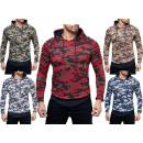 Großhandel Shirts & Tops: Herren Langarmshirt Pullover Hoodie ...