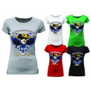 Großhandel Röcke: Damen Women Biker  Rock Star Las Vegas Shirt