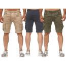 grossiste Shorts et pantacourts: Pantalons Capri Homme Hommes Bermudes Cargo ...