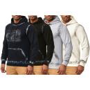 Großhandel Pullover & Sweatshirts: Herren Trend Pullover Hoody Kapuzenpullover ...