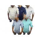 Großhandel Hemden & Blusen: Herren Business  Freizeit Hemden Hemd Sporthemd Fre