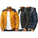 wholesale Coats & Jackets: Men's Men's Trend Jacket Quilted ...