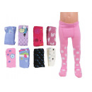 Nanny Girls tights in various. Color