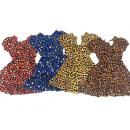 Gyerekek gyerekek lányok öltöny Leopard Look