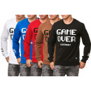 Men's Trend Pullover Longsleeve Sweatshirt Pri