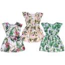 Kids Kids Girls Trend Dress Volant Vestito per bam