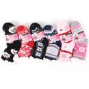 Children girl winter stopper socks cuddly socks