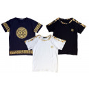Kinder Jungen Trend T-Shirt 4-14 Print Shirt