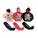 Kids Girls 2-Piece Jogging Suit Hoody Pants