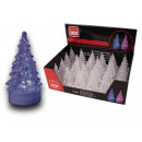 Christmas tree battery operated decoration LED fir