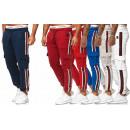 mayorista Joyas y relojes: Moda de hombre de moda deportiva pantalones rayas