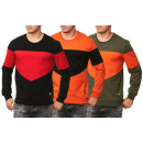 Pullover à capuche tendance pour hommes Pulli