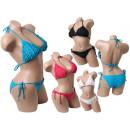 ingrosso Abbigliamento erotico: Donne Sexy bikini Swimwear donne Costumi da bagno