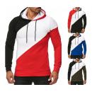 Großhandel Pullover & Sweatshirts: Herren Trend Pullover Hoody Kapuzenpullover