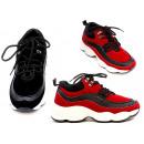 Women's Trend Platform Sneaker Lace Up Shoes S