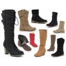 Stivaletti stivali invernali Stivali donna Scarpa