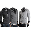 wholesale Coats & Jackets: Men's Sweat  Jacket Jackets Zipper Sweater