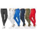 Men Trend Basic Sports Pants Leisure Pants Joggers