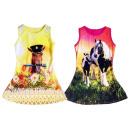 Gyerek lányok Dress Horse Longshirt 2-12 év