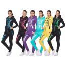 Women's Jogging Suit Tracksuit Tracksuit Trai