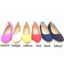 wholesale Shoes: Ladies moccasins  shoes Ballerinas shoes Übergr
