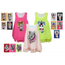 Mix items kids girls trend tunic sequins
