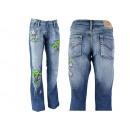 ingrosso Jeans: Jeans delle donne  pantaloni jeans regolare Bootcut