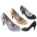 Női Női Trend Szilikon Glitter Szivattyú Cipő Cipő