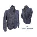 Großhandel Fashion & Accessoires: Original Daniel  Hechter Herren Strickjacke Sweat