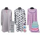 Großhandel Nachtwäsche: Mix Posten Damen Nachthemd Schlafanzug ...
