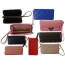 Ladies purse wallet wallet Unifarbend