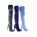 Women Boots Boots Shoes Shoes Overknee Heel
