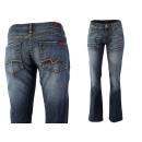 Damen Jeans Hosen  Jeanshose Regular Bootcut