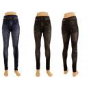 Großhandel Hosen: Damen Leggings Hose Damenleggings Leggins in versc