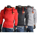 groothandel Kleding & Fashion: Heren sweater Shirts Sweater Sweatshirts Sweater