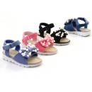 Sandalia de niña verano sandalias con cuentas