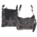 Women's Bag Star Rivets Clutch Shoulder Bag