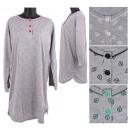 Großhandel Nachtwäsche: Damen Nachthemd Schlafanzug Kleid Schlafanzug