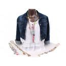 mayorista Joyas y relojes: Collar de las señoras collar accesorios Hippie